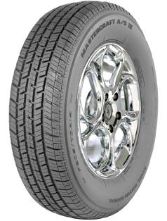 Mastercraft A/S IV 05832 Tires