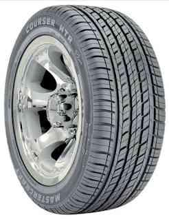 Mastercraft Courser HTR 20141 Tires