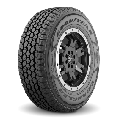 Goodyear Wrangler All-Terrain Adventure with Kevlar 758592571 Tires