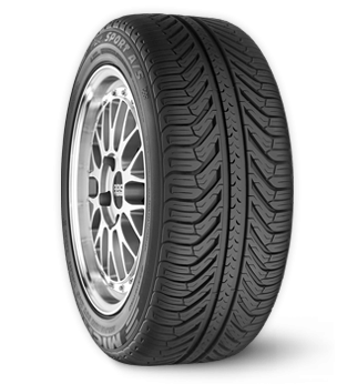 Michelin Pilot Sport A/S Plus 04741 Tires